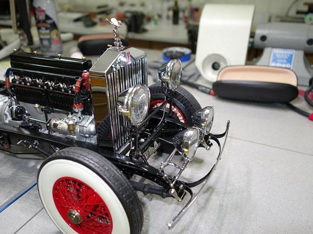 """The Duchess"" a 1928 Rolls-Royce Phantom I Dual Cowl Phaeton – Body by Barker"
